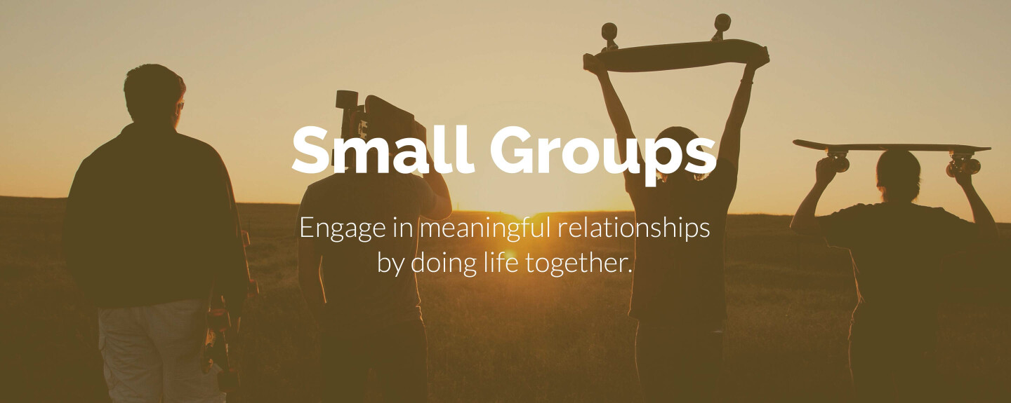 Small Groups At Community Church